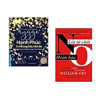 Combo 2 cuốn sách: Hygge - Hạnh Phúc Từ Những Điều Nhỏ Bé + Lời từ chối hoàn hảo