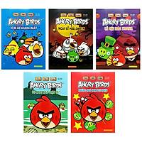 Bộ Thử Tài Cùng Angry Birds (Bộ 5 Cuốn)