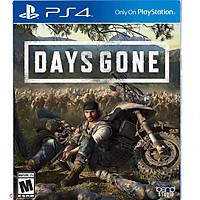Đĩa Game Days Gone Cho Máy Playstation 4 -Hệ Asia - Hàng Nhập Khẩu