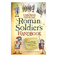 Usborne Handbooks: Roman Soldier's