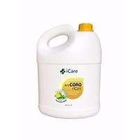 Gel rửa tay khô iCare Pharma - Anti Coro nCoV - CTX - Cal 4 lít