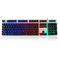 Bàn phím Gaming LED Bosston 808 - Hàng Nhập Khẩu