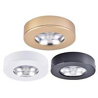 Đèn LED Ốp Nổi Công Suất 5W GS Lighting, Đèn Trang Trí Tủ Rượu, Tủ Bếp, Tủ Quần Áo (Đen)
