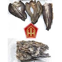Khô cá lóc đồng 2 nắng nhà làm (1kg)