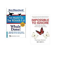 Combo 2 cuốn sách: Sức Mạnh Của Sự Khích Lệ + Cách Tạo Nội Dung Thao Túng Người Dùng