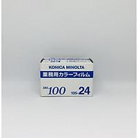 Film Chụp Ảnh Konica Milnota Nội Địa Nhật Iso 100 ( outdate )