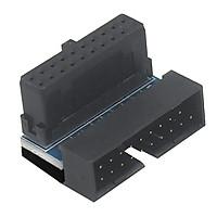 Đầu cắm đảo góc 90 độ chân cắm USB 3.0 trên mainboard