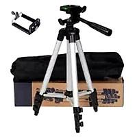 Chân máy ảnh/ Gậy chụp hình 3 chân dùng livestream - Tripod 3110