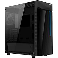 Vỏ case máy tính Gigabyte C200 GLASS - Hàng Chính Hãng