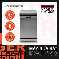 Máy rửa chén bát 10 Bộ Châu Âu  Junger 2400W DWJ-450 - Hàng Chính Hãng