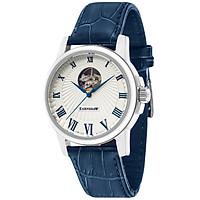 Đồng hồ nam dây da chính hãng Thomas Earnshaw ES-0036-02 (Swiss Made)