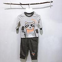Bộ quần áo dài tay Dokma sợi tre