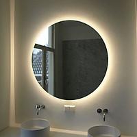 Gương Tròn Nhà Tắm D456