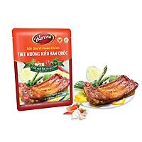 Combo 3 gói Xốt Gia vị hoàn chỉnh Barona - Thịt Nướng Hàn Quốc 80gr