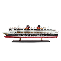(Giá Gốc Tận Xưởng) Mô hình Thuyền Gỗ Trang Trí Dạng Thuyền Du lịch DN (DREAM hoặc FANTASY hoặc MAJIC hoặc WONDER)