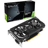 Card màn hình VGA GALAX GeForce GTX 1650 EX (1-Click OC) 4GB GDDR6 128-bit DP/HDMI/DVI-D - Hàng Chính Hãng