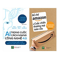 Combo AI Trong Cuộc Cách Mạng Công Nghệ 4.0 + Đế Chế Amazon Và Cuộc Chiến Thương Mại Toàn Cầu