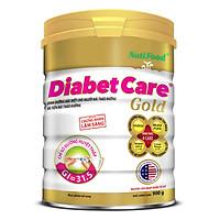 Sữa Bột NutiFood Diabet Care Gold Lon 900g Cho Người Tiểu Đường, Đái Tháo Đường Và Tiền Đái Tháo Đường - Hàng Chính Hãng