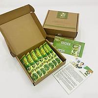 Sữa non Green Daddy Pedia dùng thử 7 gói x 20g tinh chất rau củ chuyên biệt cho trẻ biếng ăn, chậm tăng cân