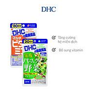 Combo Viên uống DHC Tăng Cường Hệ Miễn Dịch (Rau Củ & Multi Vitamin)