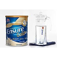 Sữa Bột Abbott Ensure Gold ESLA Dinh Dưỡng Đầy Đủ Và Cân Đối (850g) - Tặng Bình Thủy Tinh Luminarc Cao Cấp 1.3L