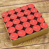 Nến Tealight 100v Đỏ