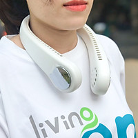 Quạt đeo cổ mini Living on- Quạt thể thao mini- Hàng nhập khẩu