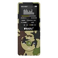 Máy Nghe Nhạc Loa Ngoài Ruizu X20 8GB (Camo) - Hàng Chính Hãng