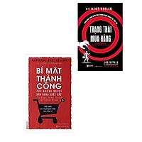 Combo sách: Trạng thái mua hàng: Khoa học thôi miên mới trong kinh doanh và tiếp thị + Bí Mật Thành Công Của Những Người Bán Hàng Xuất Sắc - Cẩm Nang Mọi Người Bán Hàng Đều Cần Có