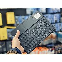 Bàn phím Bluetooth 5.0 không dây tích hợp touchpad hiệu Coteetci Portable Smart Keyboard (thời lượng pin cực cao 2-4h) - hàng nhập khẩu