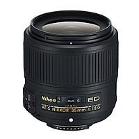 Ống Kính Nikon 35mm F1.8G AF-S FX - Hàng Nhập Khẩu