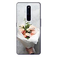 Ốp lưng điện thoại Oppo F11 Pro hình Bó Hoa Tình Yêu - Hàng chính hãng