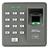 Máy Kiểm Soát Ra Vào Vân Tay, Thẻ ZKTeco X7 - Hàng Nhập Khẩu