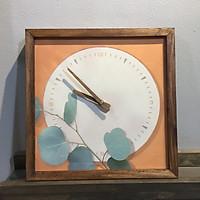 Đồng hồ treo tường canvas Artclock Soyn C41