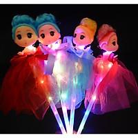 Đồ chơi cây búp bê phát sáng nhiều màu sắc cho bé