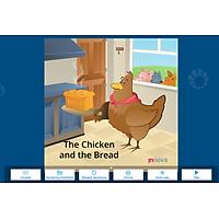 [E-BOOK] i-Learn Smart Start 1 Truyện đọc - The Chicken and the Bread
