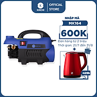 Máy xịt rửa xe cao áp cảm ứng từ Kachi MK164 1400W - Hàng chính hãng