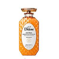 Dầu xả vào nếp thẳng mượt  Moist Diane Extra Straight (450ml)