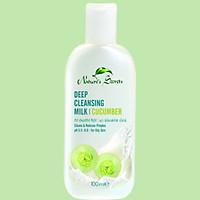Sữa rửa mặt tẩy trang Dưa Leo -Nature's Secrets Deep Cleansing Milk Cucumber 100ml