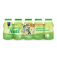 Nuti Lốc 5 Chai Sữa Chua Uống Men Sống L5.SCUNTTI NUTIFOOD