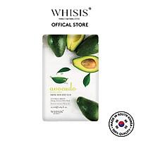Mặt nạ bơ sữa Whisis Nature Origin Energy cấp ẩm, ngăn ngừa tình trạng lão hóa sớm