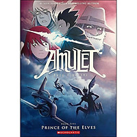 Amulet Book 5: Prince of the Elves (Graphic Novel)