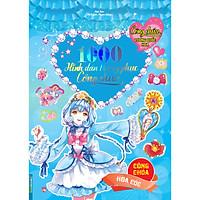 Công Chúa Vương Quốc Hoa - 1000 Hình Dán Trang Phục Công Chúa - Công Chúa Hoa Cúc