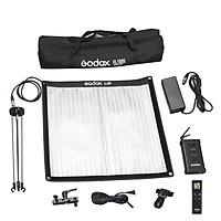 Godox Flexible LED 150S -60 x 60cm với V Lock - Hàng Chính Hãng