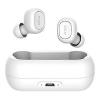 Tai Nghe Bluetooth True Wireless QCY T1C (White Version) - Hàng Chính Hãng