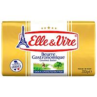 Bơ lạt Elle &Vire 200g 82% béo