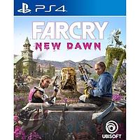 Đĩa game PS4 Far Cry New Dawn - Hàng Nhập Khẩu
