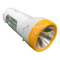 Đèn Pin LED Điện Quang ĐQ PFL06 R WY (Pin sạc, Trắng-Vàng)