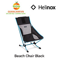 Ghế dã ngoại xếp gọn Helinox Beach Chair Black