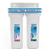 Bộ lọc nước sinh hoạt 2 cấp SMY-2TR